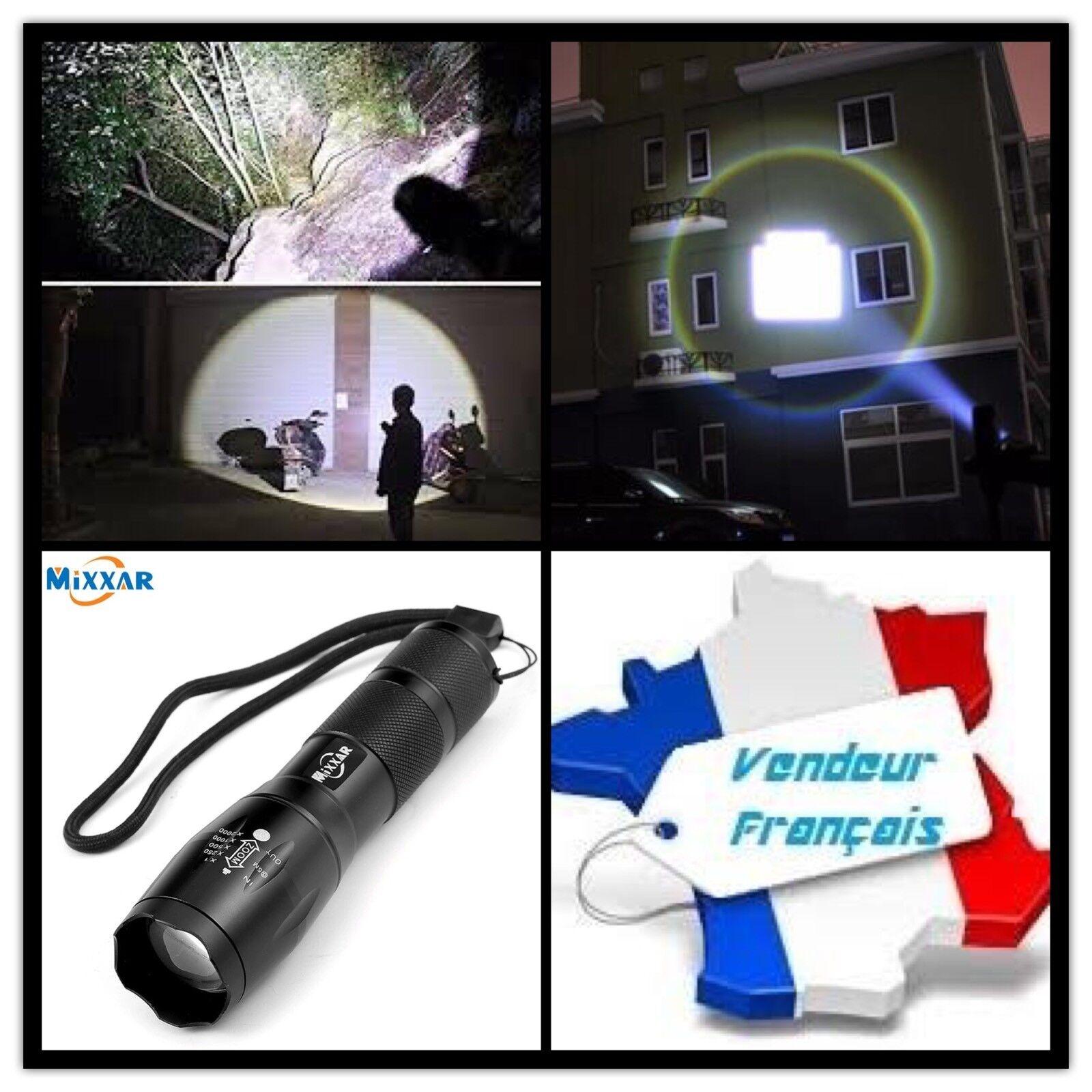 Torche Lampe Torche Militaire Accessoires Lampe Onw80PkX