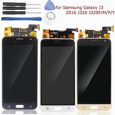 Touch Screen Digitizer LCD Display Kit for Samsung Galaxy J3 2016 J320F J320M/P Lcd-display-kit
