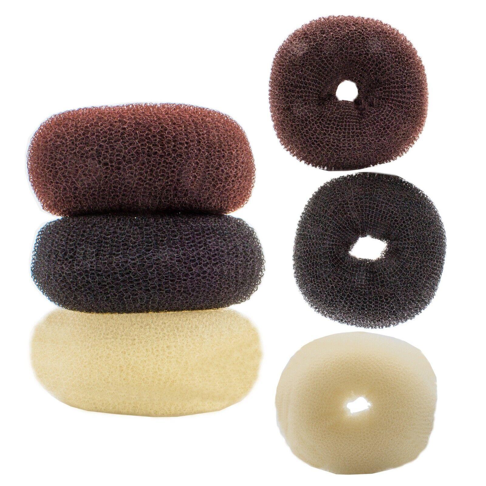 Haarschmuck Haardutt Haarknoten Donut Haardonut Ring Knotenkissen Volumkissen