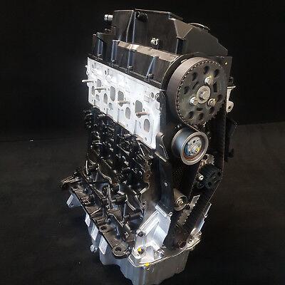 Audi A3 8P BLS 1.9 TDI Motor ÜBERHOLT 77kW 105PS Führungen NEU inkl. Zahnriemen na sprzedaż  Wysyłka do Poland