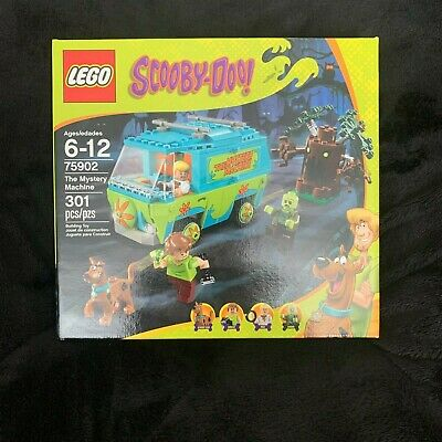 LEGO SCOOBY DOO (75902) THE MYSTERY MACHINE (NEW IN BOX) RETIRED SET - VERY RARE