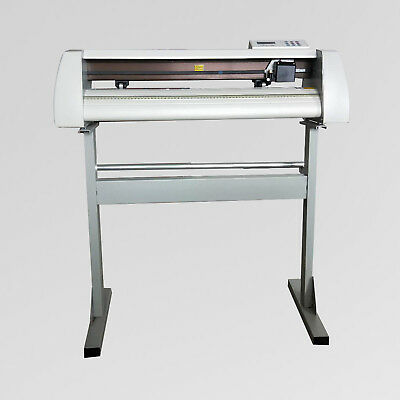 24 Cutting Plotter Vinyl Cutter Sign Making Machine Cutting Size 630mm Gjd-720