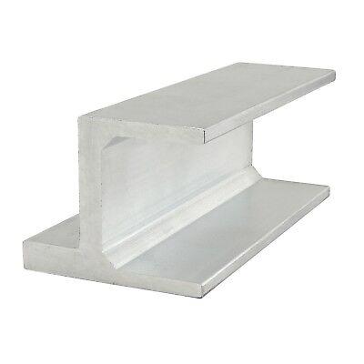 8020 Aluminum 10 Series Single Flange Bearing Profile Part 8521 X 96.5 Long N
