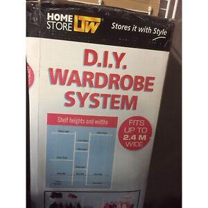 DIY Wardrobe System