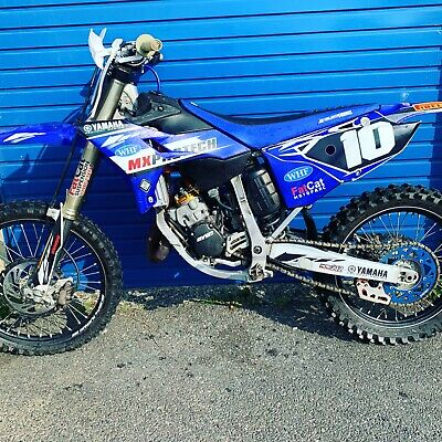 Yamaha yz 125 2017... big spec..loads of upgrades... may px