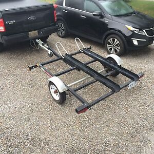 Dirt bike trailer