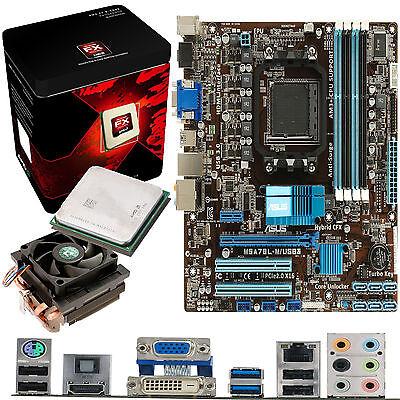 8320 Usb (AMD X8 Core FX-8320 3.5Ghz & ASUS M5A78L-M USB3 - Board & CPU Bundle)