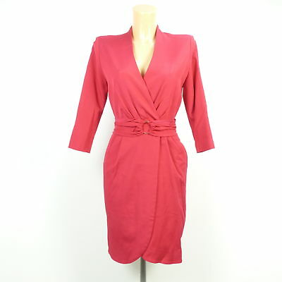REISS Kleid Dress Damen Pink Gr. UK 8 DE 36