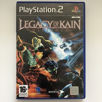 Legacy Of Kain: Defiance - PlayStation 2