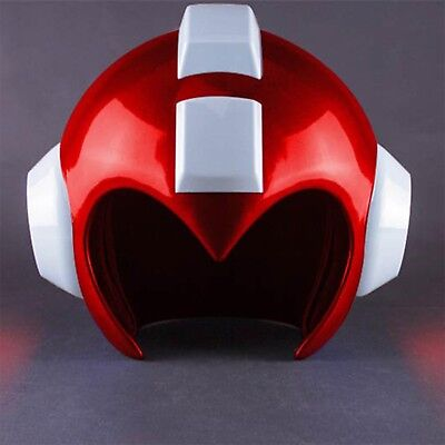 able Red Helmet SDCC Replica NEW Collectible (Megaman Kostüm)
