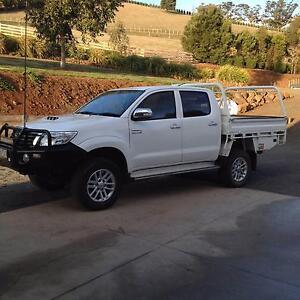 2014 Toyota Hilux SR5 ute Buninyong Ballarat City Preview