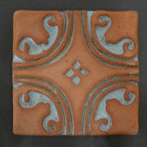 Batchelder Geometric Tile Vintage California