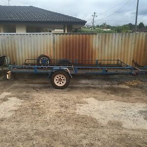 Small car trailer for motor home Armadale Armadale Area Preview