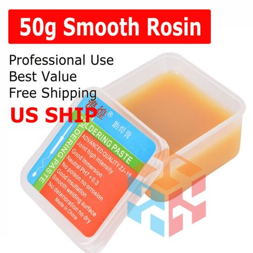 Rosin Soldering Flux Paste Solder Welding Grease 50G