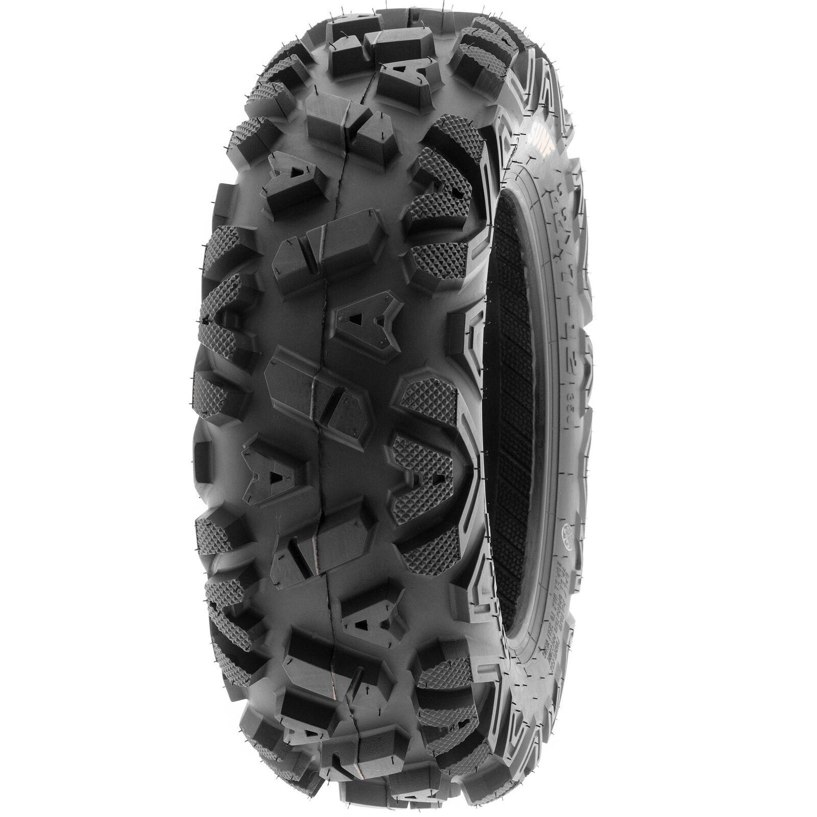 Kenda Bear Claw 25x10-12 K299 ATV Rear Single Tire 6PLY Construction 25x10x12