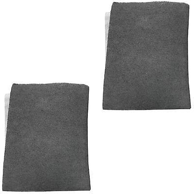 2 Stück Aktivkohlefilter Fettfilter Universal für Dunstabzugshaube Dunstfilter