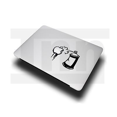 "Spray Paint Decal Sticker Vinyl For MacBook Pro Air 11"" 13"" 15"" 17"""