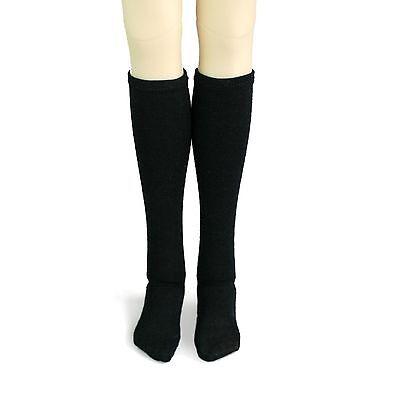 11# Acc Solid White Socks//Stockings 1//3 SD AOD DZ BJD Dollfie PF