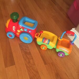 Fisher Price Laugh & Learn Train