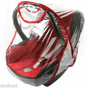 quality car seat rain cover for maxi cosi cabriofix pebble carseat raincover new ebay. Black Bedroom Furniture Sets. Home Design Ideas