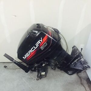 30HP Outboard Motor