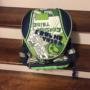 Tag brand crushr backpack book bag