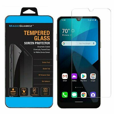 MagicGuardz® Tempered Glass Screen Protector For LG Harmony 4 Cell Phone Accessories