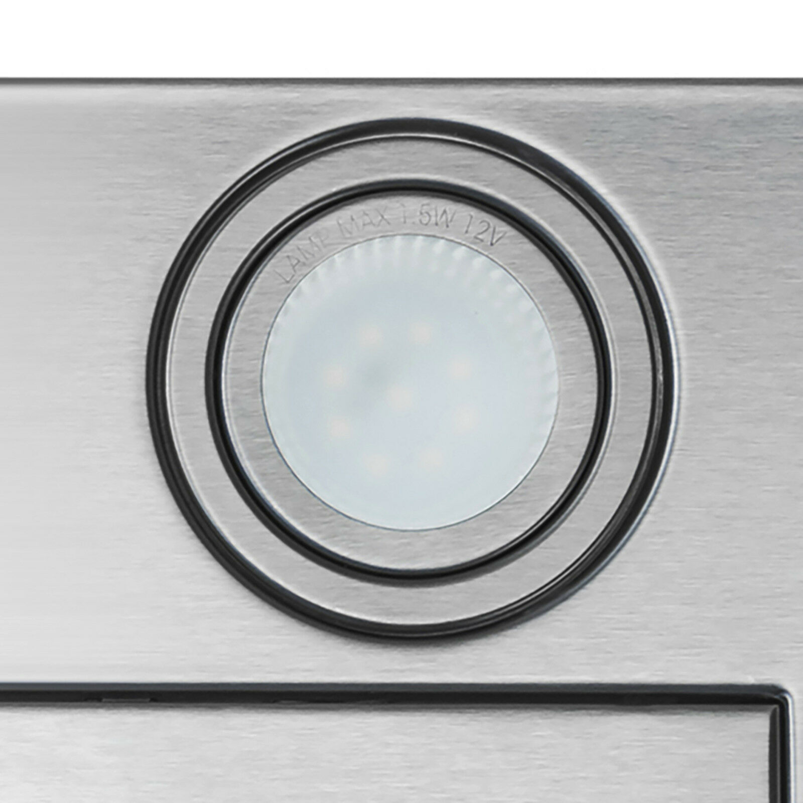 "30"" Stainless Steel Wall Mount Range Hood with Tempered Glass Touch Panel"