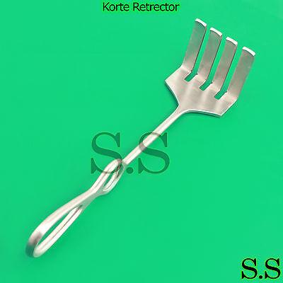 Korte Retractor 46x55 Mm Orthopedic Surgery Instruments