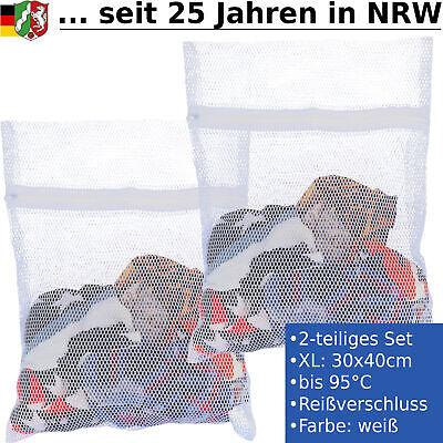 2x Wäschenetz Wäschesack Wäschebeutel Wäsche Waschbeutel Wäschenetze Wäschesäcke