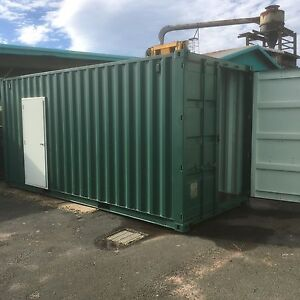 Modified 20ft Shipping Container Bundaberg Central Bundaberg City Preview