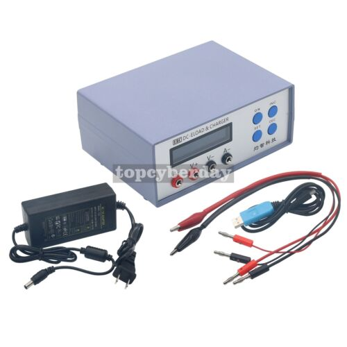 EBC-A05+ Electronic Load Battery Capacity Current Tester Battery Power