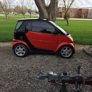 SMART CAR GREAT ON FUEL