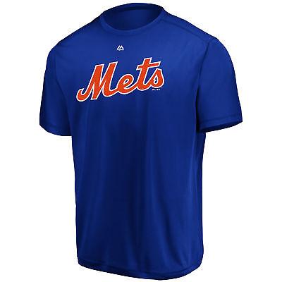 - Majestic MLB Mets Adult Evolution Tee T-Shirt