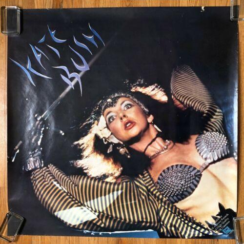"""KATE BUSH s/t Mini LP 1983 EMI America PROMO POSTER 36"""" x 36"""" Babooshka VG+"""