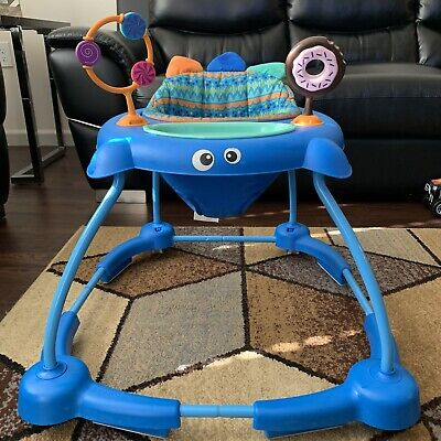 Cosco Simple Steps Baby Walker Monster/Donut/Candy Theme