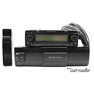 Original Mercedes Audio 30 APS Becker CD Navigationssystem mit CD-Wechsler Set