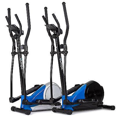 Elliptical Crosstrainer MX400 Nordic Walking Ellipsentrainer Schwungmasse 10