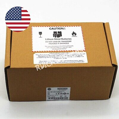 New Sealed Allen-bradley 1763-l16bbb Ser B Micrologix 1100 16 Point Controller