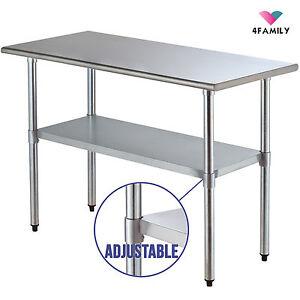 Restaurant Prep Table | EBay