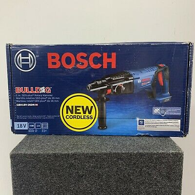 Bosch Gbh18v-26dn Sds 1 Rotary Hammer Bulldog Cordless Brushless Tool Only