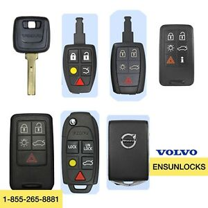 VOLVO KEY CUTTING & PROGRAMMING SERVICE