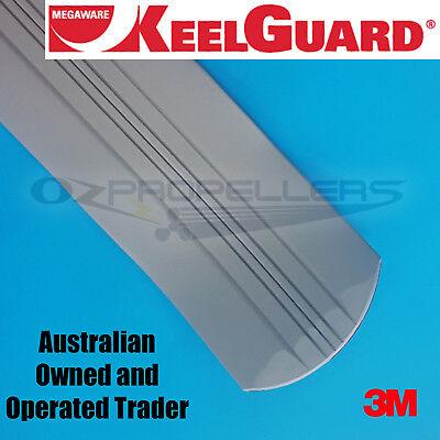 Keel Guard 12 Feet Gray Keel Protector Megaware (Boat Length- Up to 30 Feet)