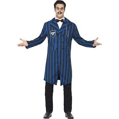 Gothic Manor Adams Family Duke Gomez Halloween Adults Mens Fancy Dress Costume