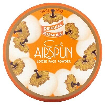 Brand New Coty Airspun Translucent Extra Coverage Loose Face Powder 2.3oz/65g