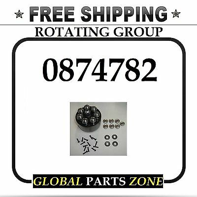 Rotating Group Hydraulic For Caterpillar 0874782 2144527 087-4781 Free Delivery