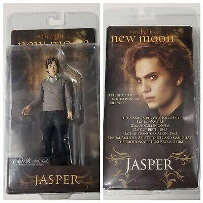 "Neca Twilight New Moon Movie Series 2 Jasper 7"" Action Figure"