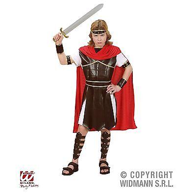 Römer Kostüm Gladiator Hercules Kinder 128 140 158 opt Schwert Fasching (Hercules Kostüm)