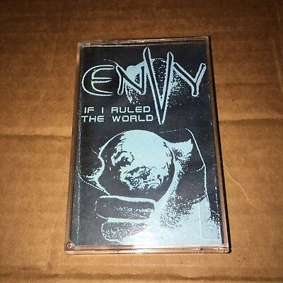 RARE! DJ ENVY If I Ruled the World 90s NYC CASSETTE Hip Hop Mixtape Rap Tape