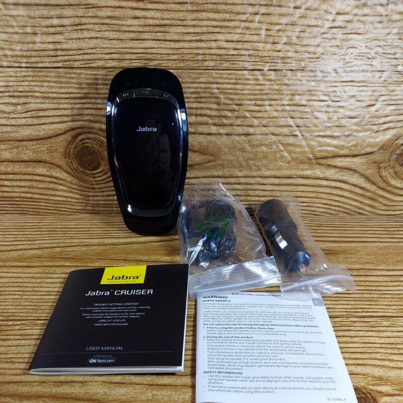 Jabra Cruiser HFS001 Bluetooth Speakerphone Handsfree Car Speaker